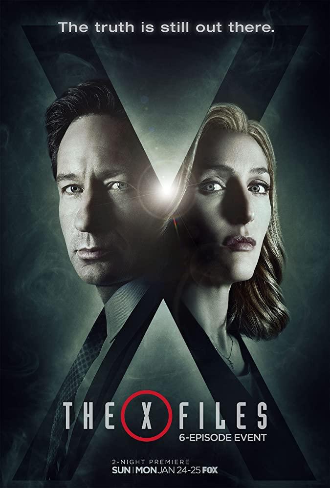 ดูหนังออนไลน์ The X-Files Season 1 Ep23 แฟ้มลับคดีพิศวง ปี 1 ตอนที่ 23