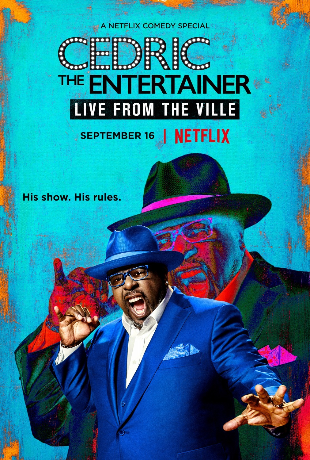 ดูหนังออนไลน์ Cedric the Entertainer Live from the Ville (2016)